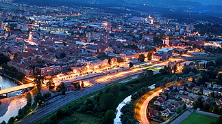 Celje by night