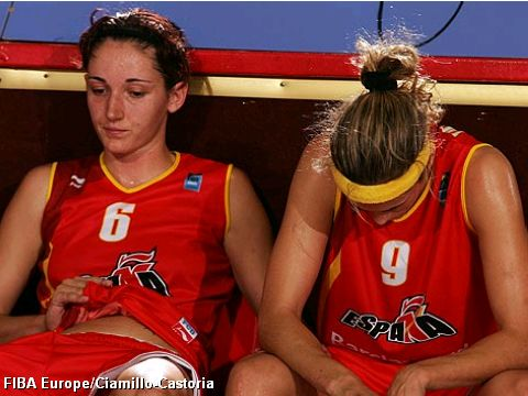 Laia Palau and Amaya Valdemoro (Spain)