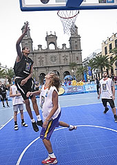 FIBA Europe 3on3 in Las Palmas, Gran Canaria