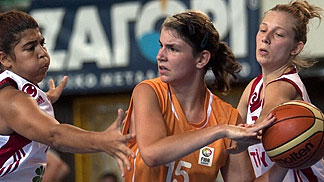 15. Marlou Peters (Netherlands)