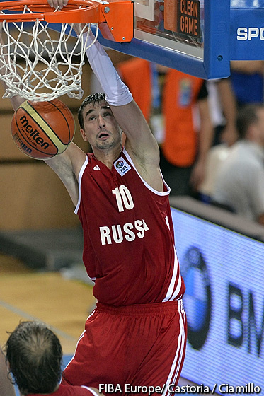 10. Aleksey Shved (Russia)