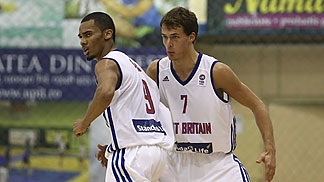 7. Devon Van Oostrum (Great Britain), 9. Nicholas Lewis (Great Britain)