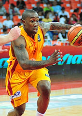 Bo McCalebb, F.Y.R. of Macedonia, Olympic Qualifying Tournament