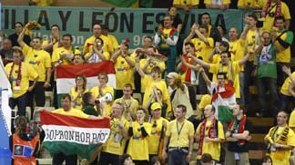 MKB Euroleasing Sopron Supporters