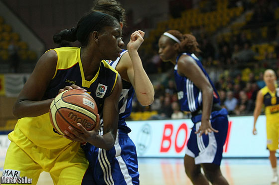 5. Shameka Christon (Lotos Gdynia)