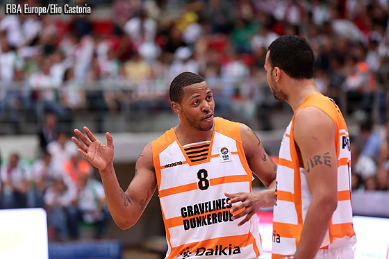 8. Julius Johnson (Gravelines Dunkerque)