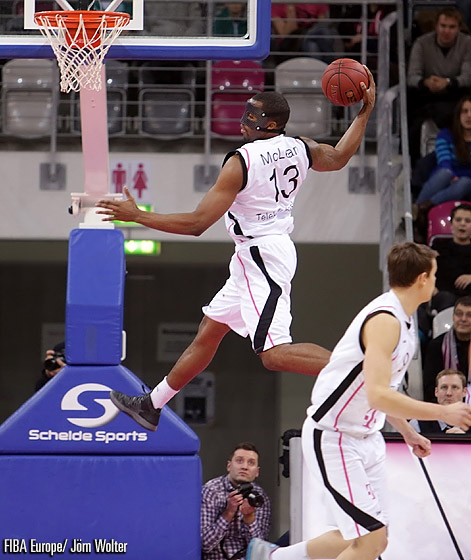 13. Jamel McLean (Telekom Baskets)