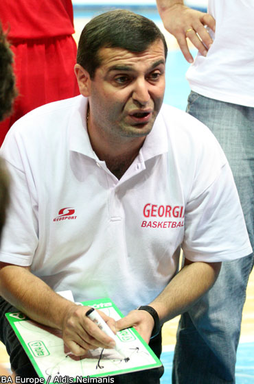 David Ustiashvili (Georgia)