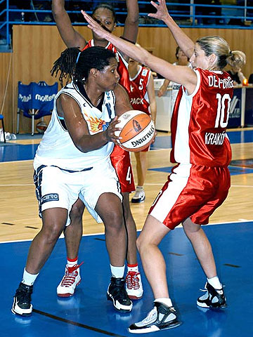 Tiffani Johnson (K Cero I.C.P. Kosice)