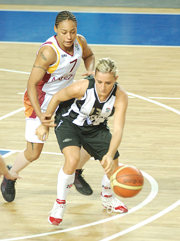 13. Milica Dabovic (Besiktas Cola Turka)