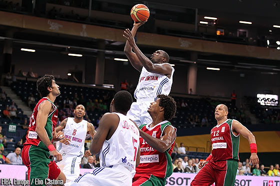 9. Luol Deng (Great Britain)