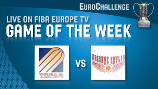 Game of the Week: Tofas v Krasnye Krylia