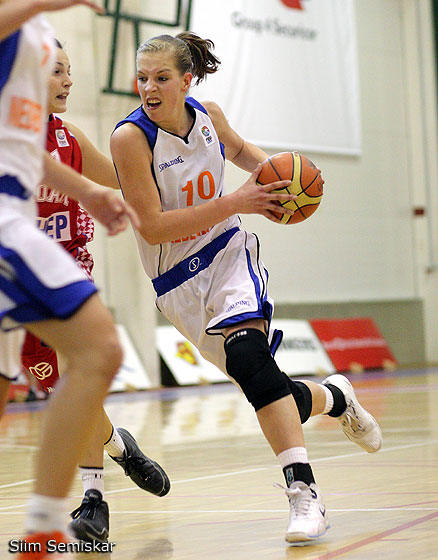 10. Sharon Lammerink (Netherlands)