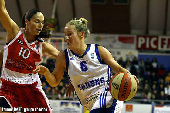 6. Frida Eldebrink (Tarbes GB)