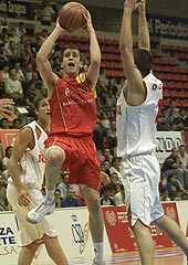 Sergio Rodriguez had 20 points and 12 assists against Bulgaria