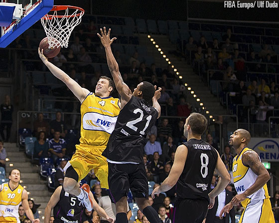 Christopher Kramer (EWE Baskets)