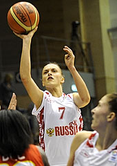 7. Tatiana Petrushina (Russia)