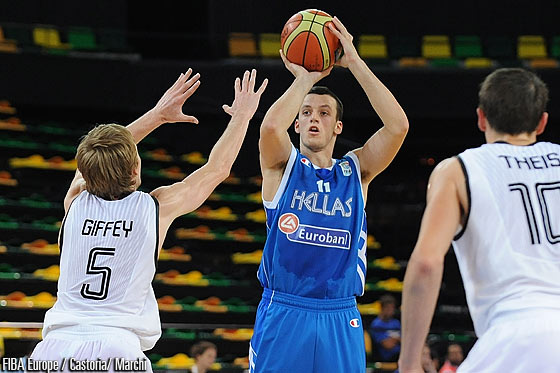 11. Andreas Kanonidis (Greece)
