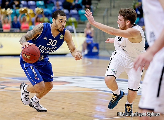 30. Justin Cobbs (Fraport Skyliners)