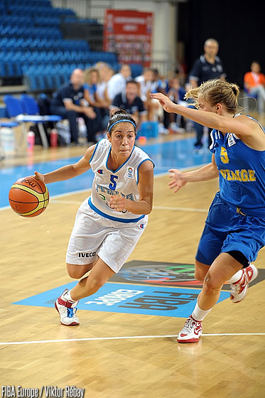 5. Caterina Dotto (Italy)
