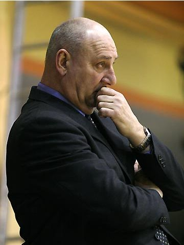 Brno Head Coach Jan Bobrovsky