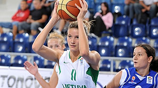 11. Laura Svaryte (Lithuania)