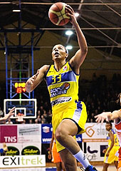 33. Plenette Pierson (Good Angels Kosice)