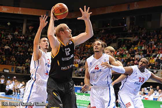 12. Chris Kaman (Germany)
