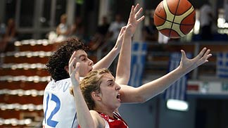 12. Artemis Spanou (Greece), 7. Ayse Cora (Turkey)