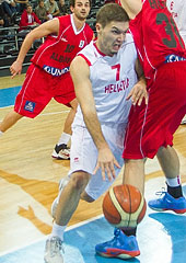 7. Stefan Petkovic (Switzerland)