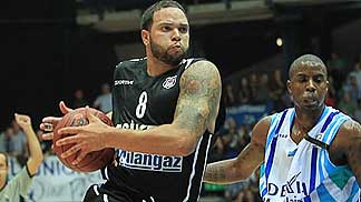 8. Deron Williams (Besiktas Milangaz)