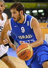 Casspi To Lead Israel At EuroBasket
