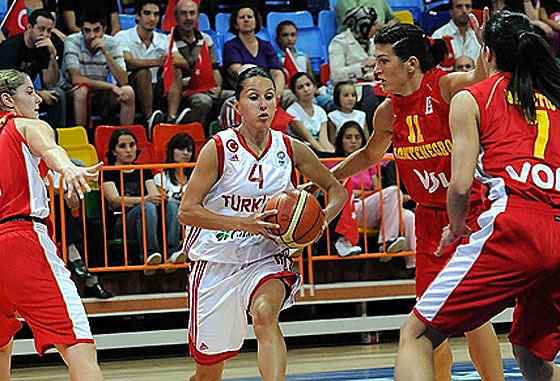 4. Ceyda Kozluca (Turkey)