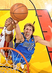 Dirk Nowitzki - Dallas vs Maiami 2011 NBA Finals