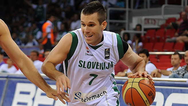 Becirovic Helps Krka Go Through