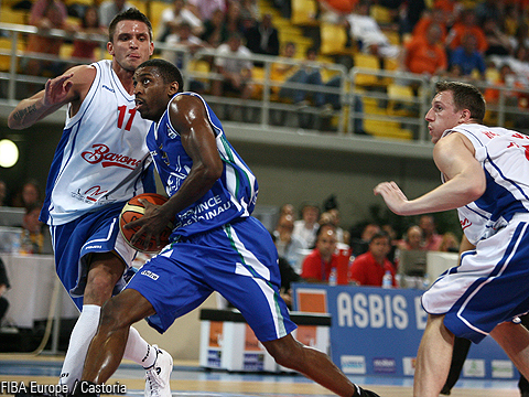 Mike Lenzly (Dexia Mons-Hainaut)