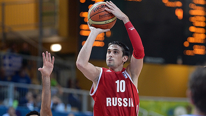 Unlucky Shved Forced To Pull Out Of Russian Squad