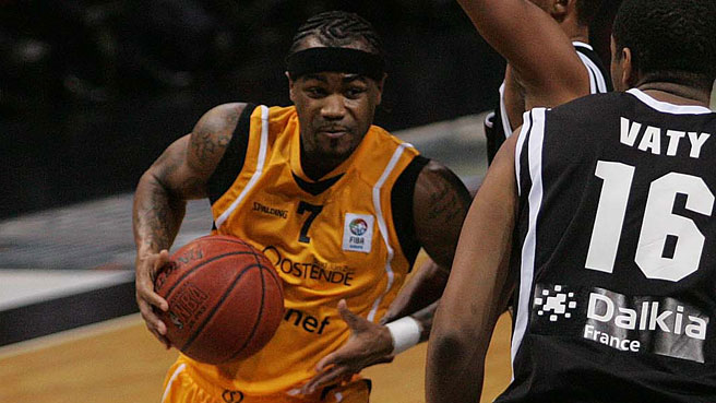 Dexia Edge Oostende In Cup Thriller