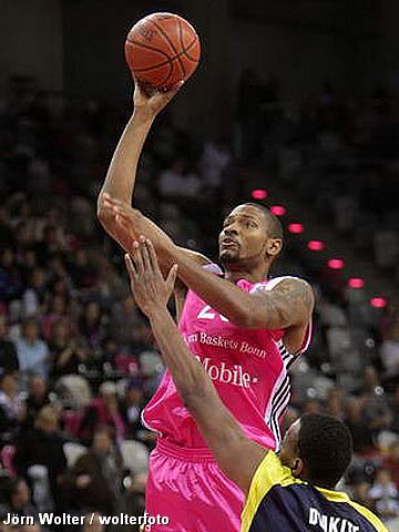 20. Ken Johnson (Telekom Baskets)