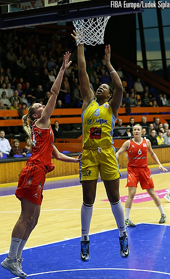 9. Kia Vaughn (ZVVZ USK Prague)