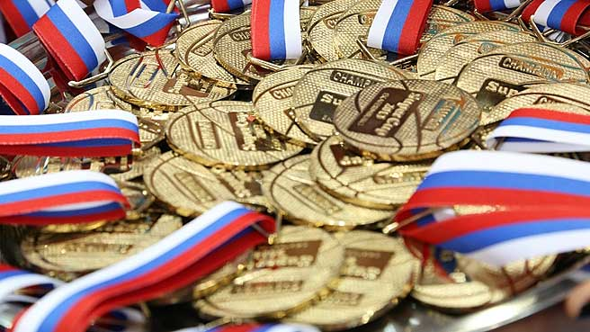 SuperCup Women gold medals