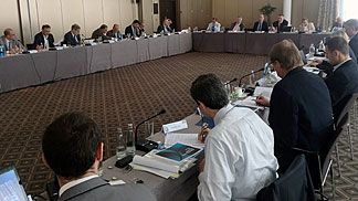 FIBA Europe Board meeting in Munich, Germany on 13 June 2014