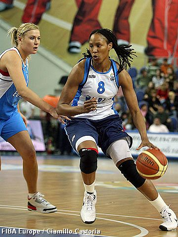 Chamique Holdsclaw (Rest of the World)