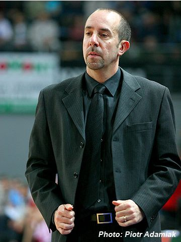 Coach of Strasbourg I.G.