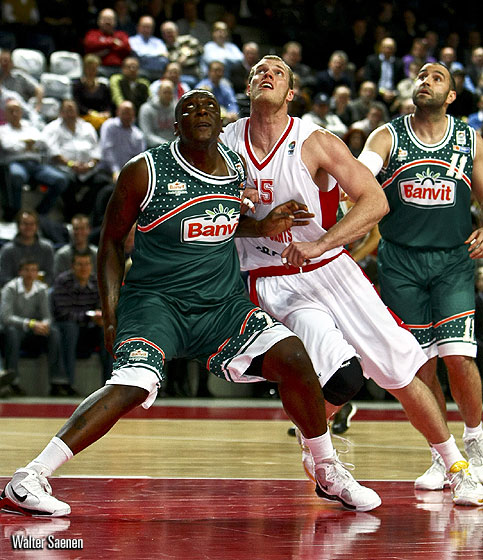 15. Graham Brown (Antwerp Giants)