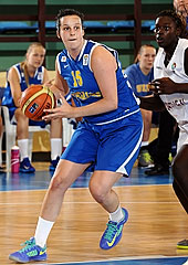 15. Veronika Mirkovic (Sweden)