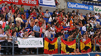 Spanish Supporters