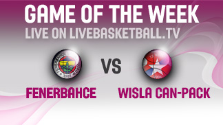 EuroLeague Women Game of the Week: Fenerbahce vs. Wisla