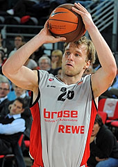 Anton Gavel - Brose Baskets Bamberg