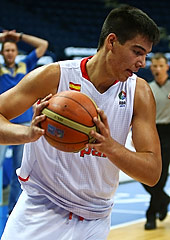Guillermo Hernangomez (Spain)